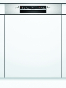 SMI2ITS33E Geschirrspüler integrierbar Edelstahl 60cm HomeConnect 48dB Restzeitanzeige