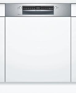 SMI4HAS48E Geschirrspüler integrierbar 60 cm EdelstahlHomeConnect Besteckkorb44/41dB EEK:D