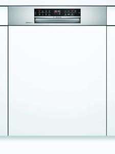 SMI6ECS57E Geschirrspüler integrierbar 60 cm Edelstahl42/39dB Flexschublade HomeConnect