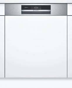 SMI8YCS01E Geschirrspüler integrierbar 60 cm Edelstahl Zeolith EmotionLight 43/41dB HomeConnect