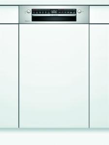 SPI4HMS61E Geschirrspüler integrierbar 45 cm Edelstahl HomeConnect Besteckschublade44dB EEK: A+