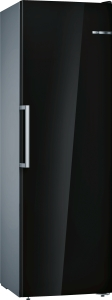 Bosch GSN36VBFP Stand Gefrierschrank 242Ltr. H 186cm schwarz NoFrostFreshSense EEK:F