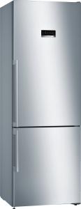 Bosch KGN49EIDP EXCLUSIV (MK) Stand Kühl-Gefrier-Kombi Edelstahl mit Anti-FingerprintNoFrost