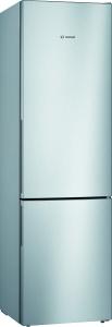 Bosch KGV392LEA Stand Kühl-Gefrier-KombiEdelstahl-OptikLED VitaFresh VarioZone