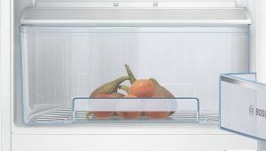 Bosch KIL20NFF0 Einbau Kühlschrank mit Gefrierfach 103 cm Nische Flachscharnier LED