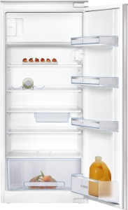 KIL24NSF0 Einbau Kühlschrank mit Gefrierfach 123 cm Nische SchleppscharnierLED