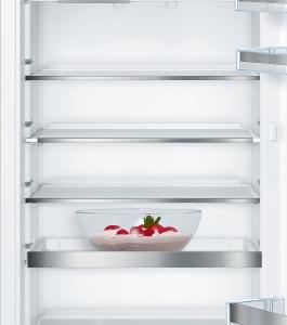 KIL42AFF0 Einbau Kühlschrank mit Gefrierfach 123 cm NischeVitaFreshPlusLEDEEK: A++