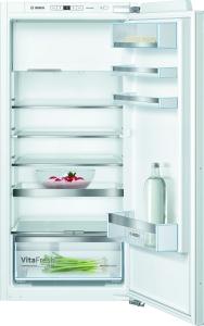 Bosch KIL42AFF0 Einbau Kühlschrank mit Gefrierfach 123 cm NischeVitaFreshPlusLED