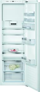 KIL82ADE0 Einbau Kühlschrank mit Gefrierfach 178 cm Nische VitaFreshPlusLEDFreshSense EEK:E