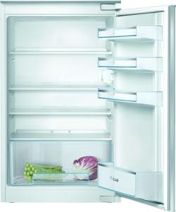 KIR18NSF0 Einbau Kühlschrank 88 cm NischeSchleppscharnierLEDEEK: A++
