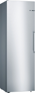 KSV36VLDP Stand Kühlschrank Edelstahl-Optik VitaFresh LED Abtau-Automatik