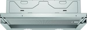 LI63LA526 Flachschirmhaube 60 cm; ACHTUNG MOTORBLOCKTIEFE (26cm) BEACHTEN!!