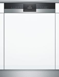 SX53HS60CE XXL Geschirrspüler integrierbar 60 cm Edelstahl HomeConnect VarioSchublade