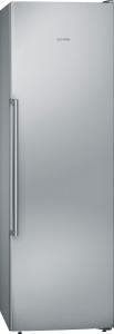 GS36NAIEP Stand Gefrierschrank Edelstahl AntiFingerprint noFrost iceTwister LED freshSense EEK: A++