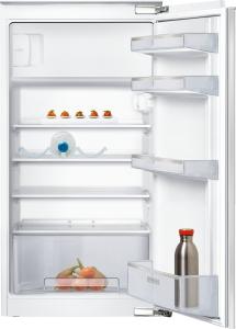 KI20LNFF1 Einbau Kühlschrank mit Gefrierfach 103 cm Nische FlachscharnierLED EEK:F