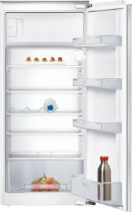 Siemens KI24LNFF1 Einbau Kühlschrank mit Gefrierfach 123 cm Nische Flachscharnier LED