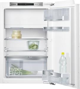 KI22LADD0 Einbau Kühlschrank mit Gefrierfach 88 cm Nische Flachscharnier hyperFreshPlus