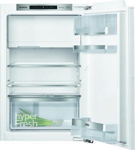 KI22LADE0 Einbau Kühlschrank mit Gefrierfach 88 cm Nische Flachscharnier hyperFreshPlus