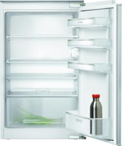 KI18RNFF0 Einbau Kühlschrank 88 cm Nische FlachscharnierLED