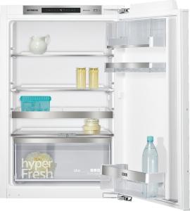 KI21RADF0 Einbau Kühlschrank 88 cm Nische Flachscharnier hyperFreshPlusLED FreshSense