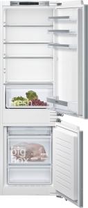 Siemens KI86NVFF0 Einbau Kühl-Gefrier-Kombi 178 cm Nische LED FreshSense noFrost