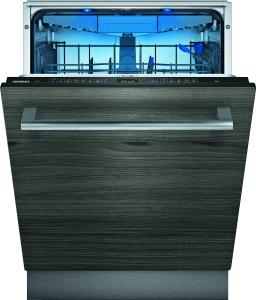 Siemens SX75ZX49CE XXL Geschirrspüler vollintegrierbar 60 cm VarioScharnier Zeolith emotionLight sideLight