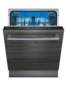 Siemens SN65ZX49CE Geschirrspüler vollintegrierbar 60 cm Zeolith emotionLight timeLight 42dB