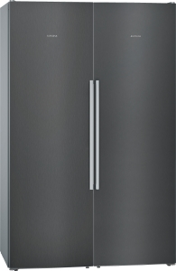 Siemens KA95NAXEP (KS36VAXEP,GS36NAXEP,KS39ZAX00) Side-by-Side blackSteel hyperFreshPlus noFrost iceTwister