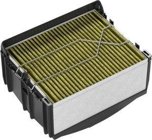 Neff Z51DXI1X6, Clean Air Plus Umluftset