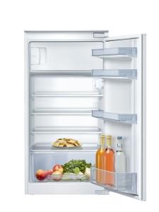 K1535XSF0 Einbau Kühlschrank mit Gefrierfach 103 cm Nische SchleppscharnierLED