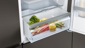 KI2423FE0 Einbau Kühlschrank mit Gefrierfach 123 cm NischeLEDVitaControlEEK: A+++