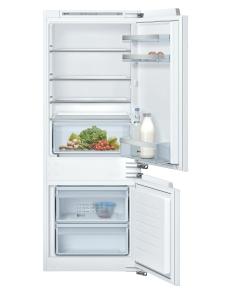 KI5672FF0 Einbau Kühl-Gefrier-Kombi 145 cm Nische FlachscharnierLEDVitaControl