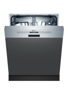 S145HTS15E Geschirrspüler integrierbar 60 cm HomeConnect dosierAssistentEasyClean 46dB EEK:E
