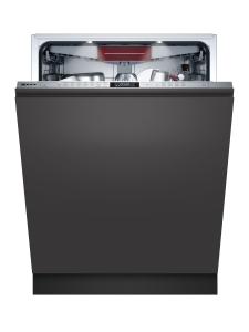 Neff S257ZCX35E XXL Geschirrspüler vollintegrierbar 60 cm N70 Zeolith EmotionLight TimeLight 42dB EEK:C