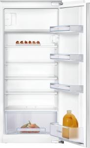 KIL24NFF0 Kühlschrank mit Gefrierfach 123 cm Nische Flachscharnier