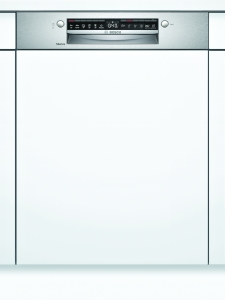 SMI4HBS44E Geschirrspüler integrierbar 60 cm EdelstahlHomeConnectDosierAssistent