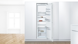 KIL82VFF0 Einbau Kühlschrank mit Gefrierfach 178 cm NischeLEDEEK: A++
