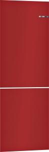 Bosch KSZ2AVR00 Kirschrot -ZUBEHÖR- Austauschbare Farbfront für Vario Style Kühl-Gefrier-Kombination
