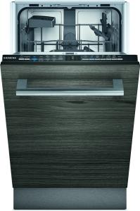 SR61HX08KE Geschirrspüler vollintegrierbar 45 cm HomeConnect infoLight hygienePlusEEK: A+