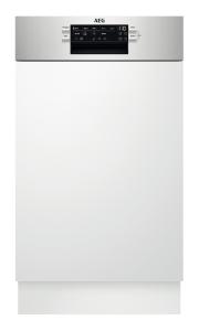 FEE62417ZM Geschirrspüler integrierbar 45 cmEdelstahlAirDryExtraHygieneEEK: A++