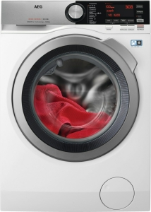 L8WS86609 WaschtrocknerLED-Display ProSteamProSenseGewichtssensor10/6kg 1600 U/min