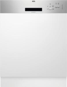 FEB32610ZM Geschirrspüler integrierbar 60 cmEdelstahlAirDry 49dB