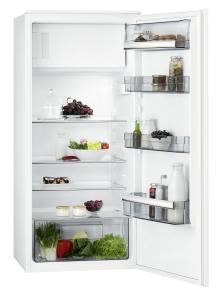 SFB612E1AS Kühlschrank mit Gefrierfach 123 cm NischeLEDSchlepptürtechnikEEK: A++