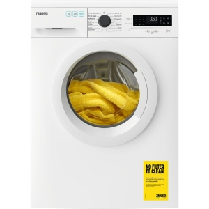 Zanussi ZWF7410WE Waschmaschine 7,0 kg mit Kindersicherung + Wasserstopp 1400 U/min EEK: A+++