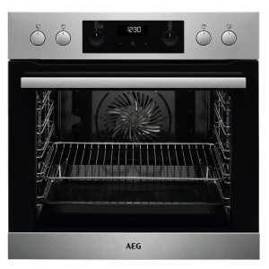 EEB355020M Einbauherd (NUR in Verbindung mit passendem Kochfeld) SteamBake, Grillfunktion