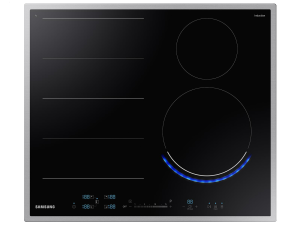 Samsung NZ64T9777TK/EG Kochfeld Induktion 60 cmVirtualFlameTouchControl