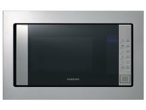Samsung FG77SUST/XEG Einbau Mikrowelle mit Grill 595x38 cm nur für Hochschrank Linksanschlag