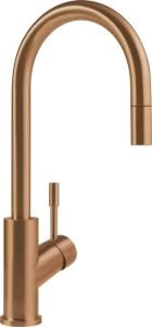 92540004 Umbrella Flex Bronze HD Schlauchbrause