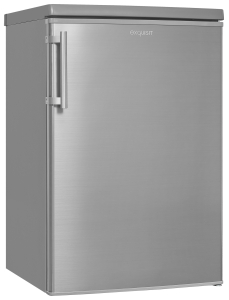 KS16-V-H-040E Tischkühlschrank LED-Beleuchtunginoxlook