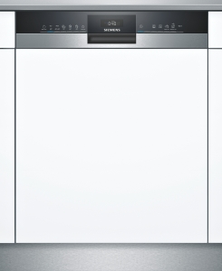 SE53HS60CE Geschirrspüler integrierbar 60 cm EdelstahlvarioSchubladedosierAssistentrackMatic